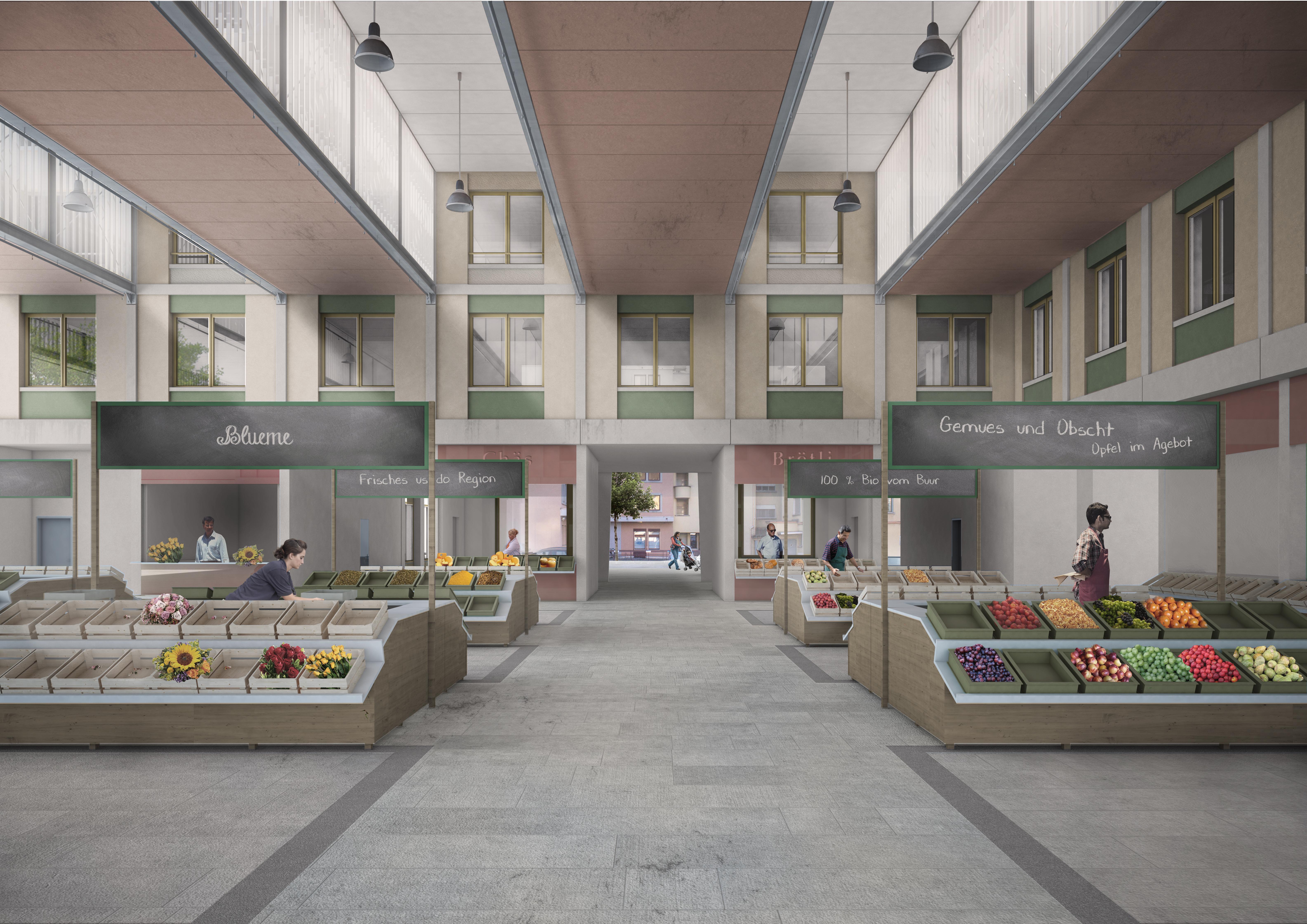 Innenarchitektur Bachelor projektionen ausstellung der diplomarbeiten architektur und