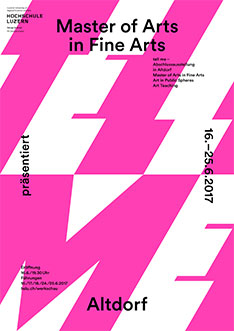 TELL ME, Master of Arts in Fine Arts, Hochschule Luzern – Design & Kunst