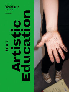 Nummer 9. Artistic Education (Cover)