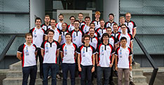 Das AMZ Racing Team 2015/2016. (Foto: AMZ Racing Team)