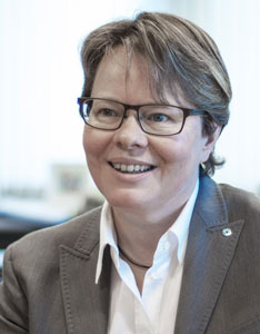 Porträtbild Marianne Wildi - Keynote Speakterin Swiss Digital Finance Conference