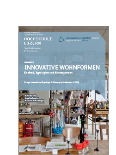 Titelbild der Publikation Innovative Wohnformen