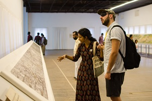 Kochi Muziris Biennale, 2016 – Art Mediation