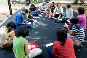 Kochi Muziris Biennale, 2016 – Art Mediation Workshop