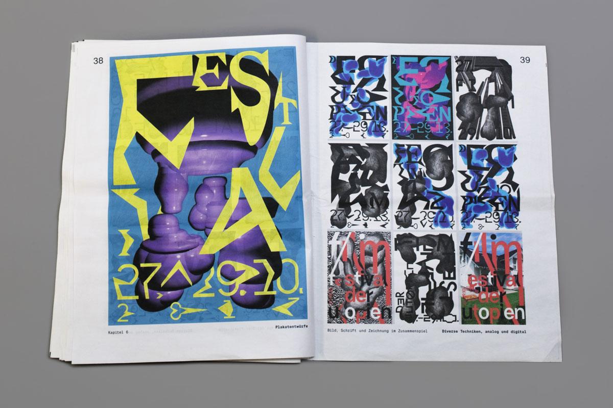 Bachelor arbeiten hochschule luzern for Graphic design studium