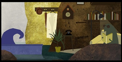 Patricia Keller – Online Game 'Little Something', Screenshot Chapter 2