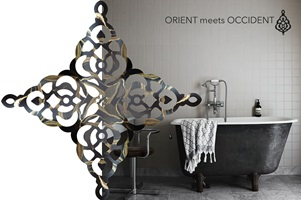 Alexander Khan, Orient meets Occident