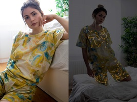 Alexandra Schläpfer, Nyctophobia – Luminous Nightwear