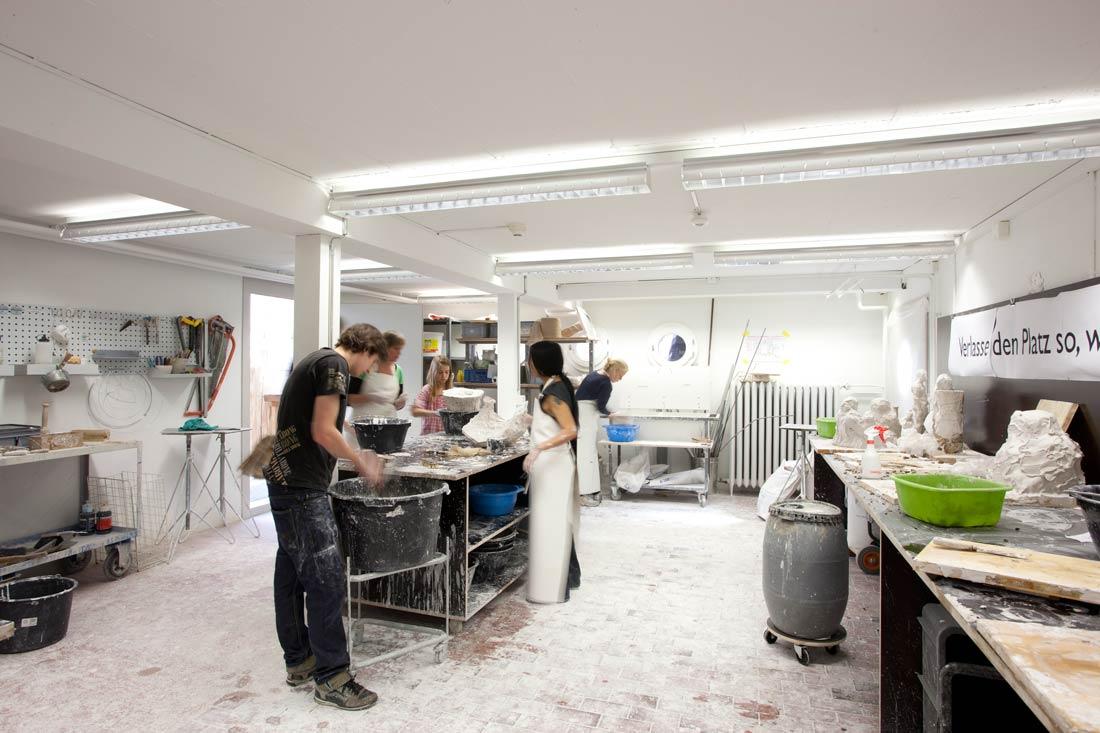 3d kunststoffwerkstatt hochschule luzern for Interior design studieren