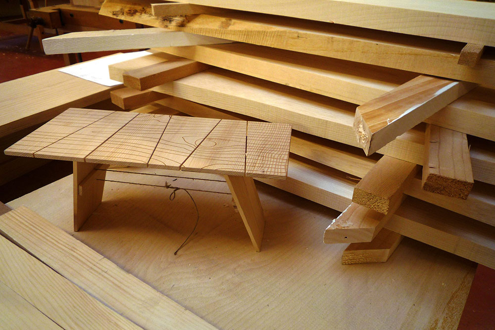 Woodwork and Model-making | Lucerne University of Applied Sciences ...