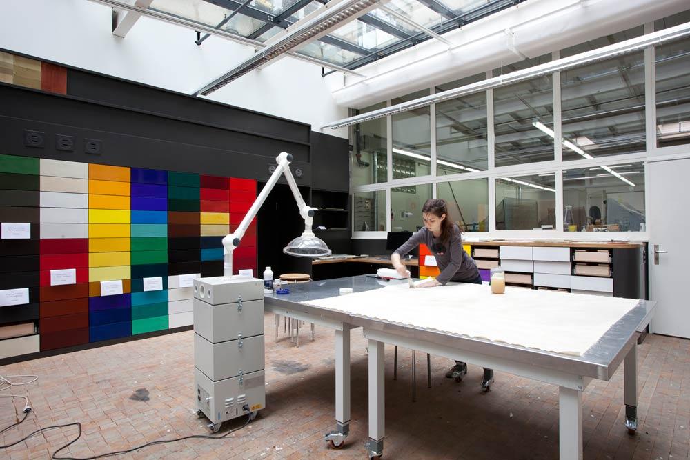 welche farbe in welchem raum, raum für farben | hochschule luzern, Design ideen