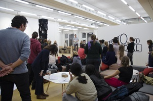 Echo Mondial No. 1 – Exhibition of International Exchange Students and Renuka Rajiv, Pro Helvetia Artist in Residence
