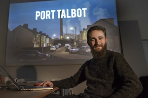 Bachelor Camera Arts: «Port Talbot» von Severin Pomsel, Wald ZH
