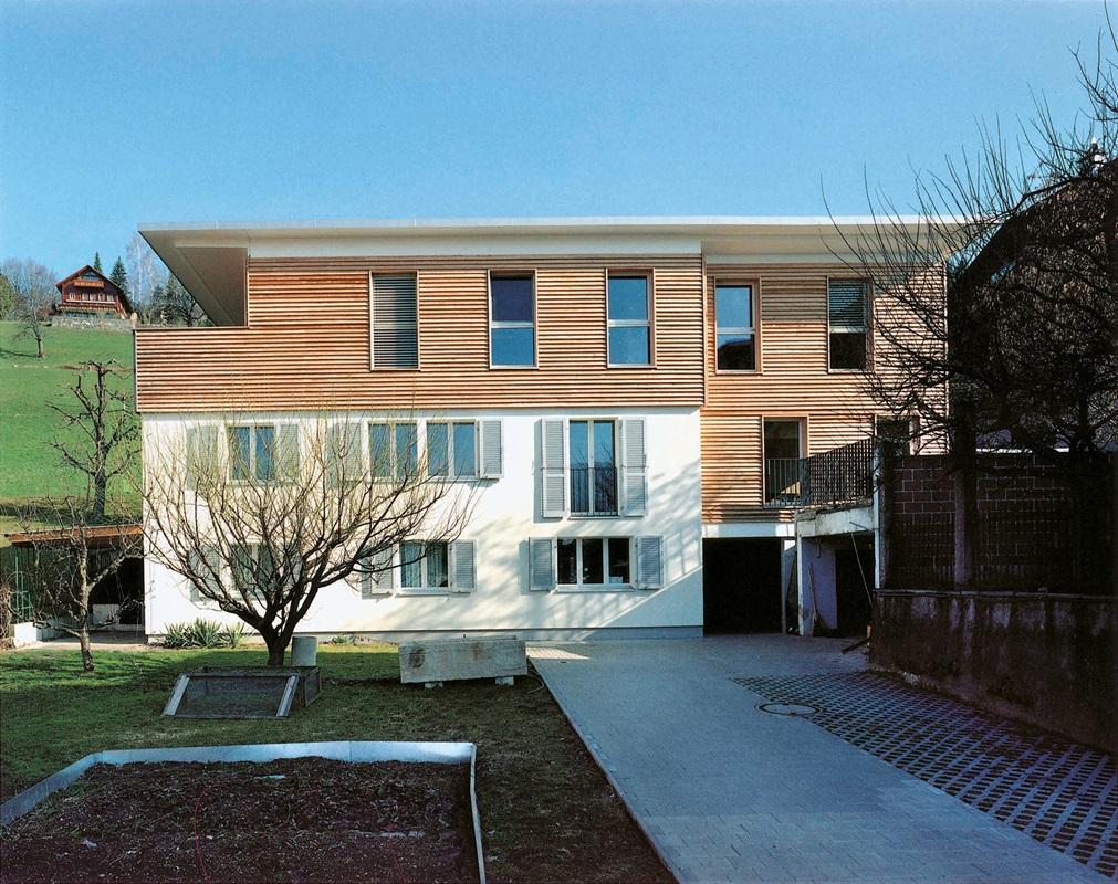 Verdichtet bauen ab in die l cke hochschule luzern for Studium zum architekten