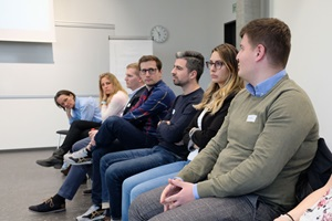 Diskussion am Community im Gespräch «Datenbasiertes Marketing»