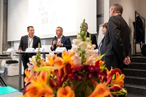 Podiumsdiskussion Swiss Digital FInance Conference