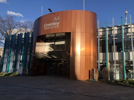 Coventry University – Impressions