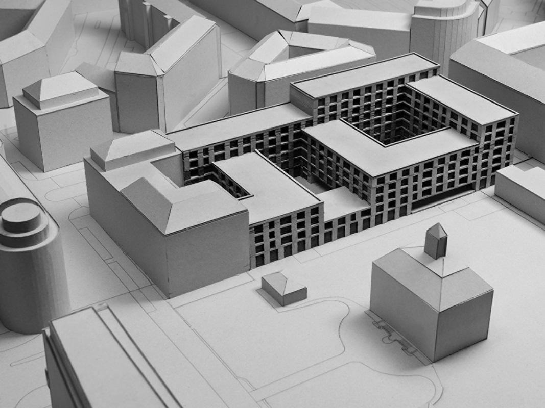 Studierendenprojekte hochschule luzern for Fh studium architektur