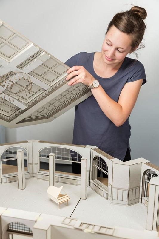 innenarchitektur studium. Black Bedroom Furniture Sets. Home Design Ideas