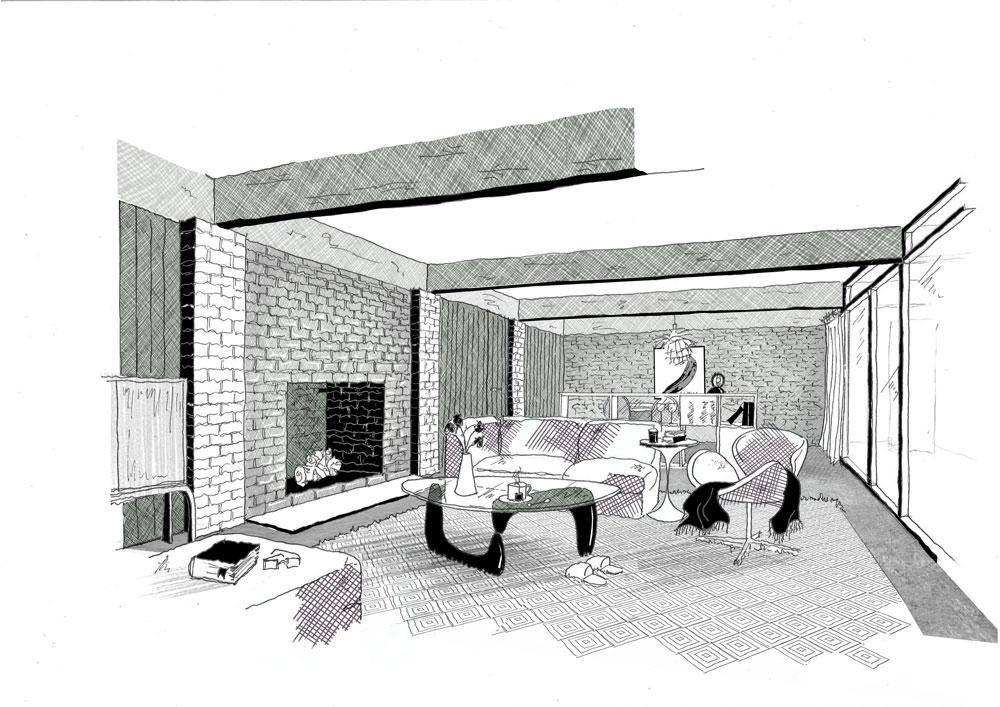 innenarchitektur Übungen – dogmatise, Innenarchitektur ideen