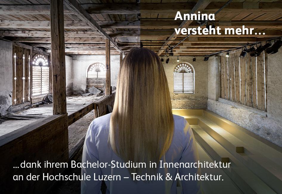 Bachelor technik architektur hochschule luzern for Architektur innenarchitektur studium