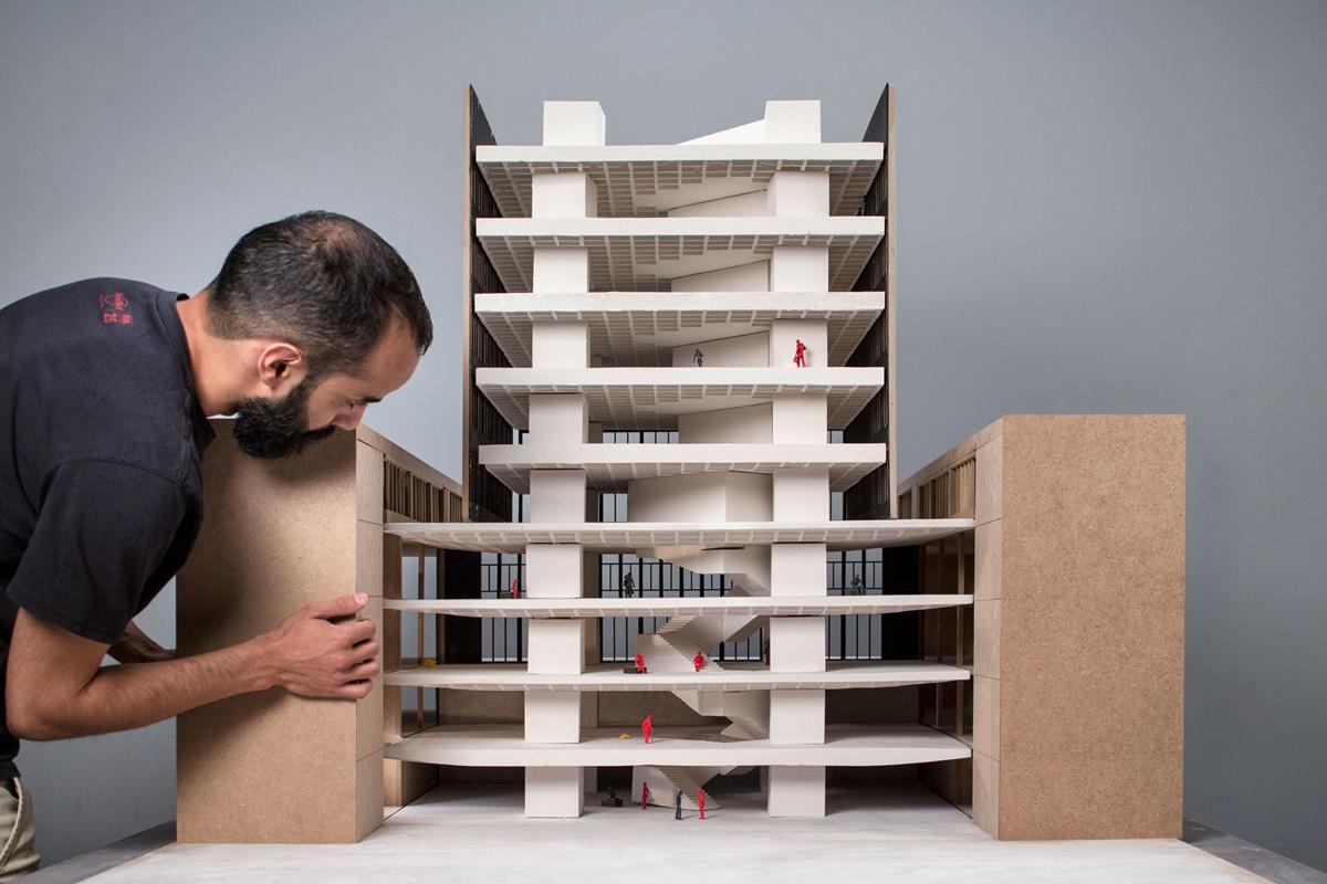 Studium technik architektur hochschule luzern for Master architektur
