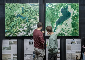 The Master's programs of the Institute of Architecture and the Design Lab at the Kyoto Institute of Technology are leading a five-year joint design studio on the culture of water.