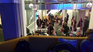Besuch Co-Working-Space Huckletree Shoreditch