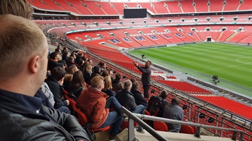 Case-Study Wembley-Stadion