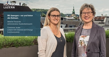 CAS Internal and Change Communication 2019 CAS-Leitung und Administration