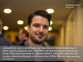 IKM Update Mobile Marketing: Potenzial für Marketing und Vertrieb