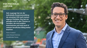 Flavio Godenzi MAS Digital Marketing and Communication Management Absolventen 2019
