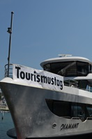 Neues Motorschiff MS Diamant