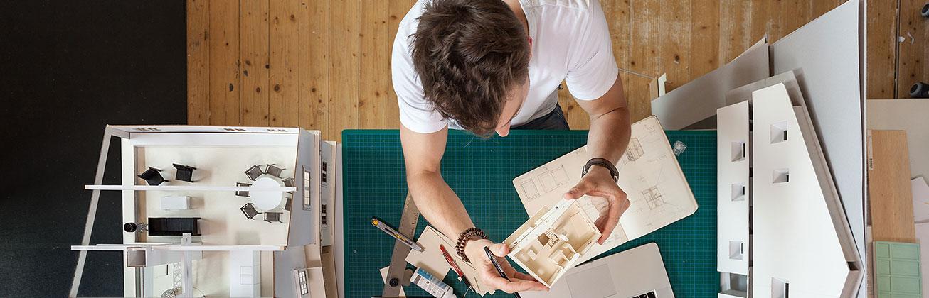 Innenarchitektur voraussetzungen  Bachelor of Arts in Innenarchitektur | Technik & Architektur ...