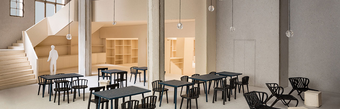 Innenarchitektur: Projektmodul «Kulturraum Viscose»