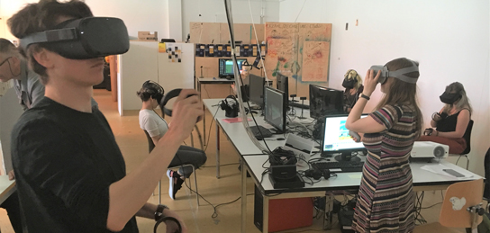 IDA214_The immersive laboratory. Discover VR together (engl.)