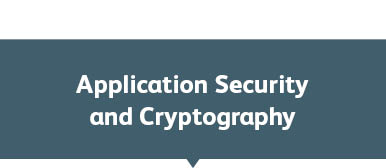 Application Security & Cryptography