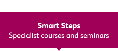 Smart Steps Specialist courses and seminars