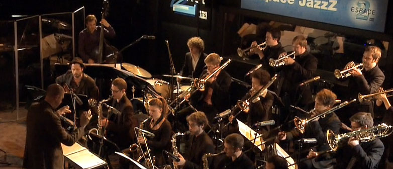 The Big Band of the Lucerne University of Applied Sciences and Arts ... c9e433d7e01