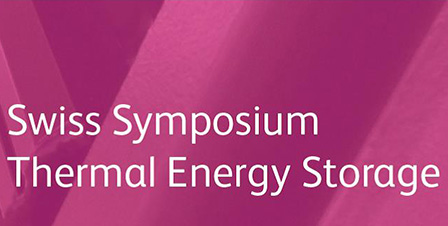 Logo zum Swiss Symposium Thermal Energy Storage