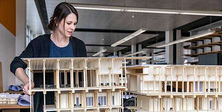 Bachelor of arts in architektur technik architektur for Studium architektur nc