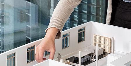 Bachelor of arts in innenarchitektur technik for Architekturstudium teilzeit