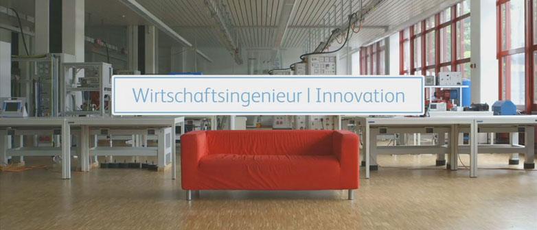 Bachelor of science in wirtschaftsingenieur innovation for Fh studium architektur