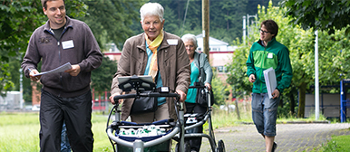 Ambient Assisted Living Forschung