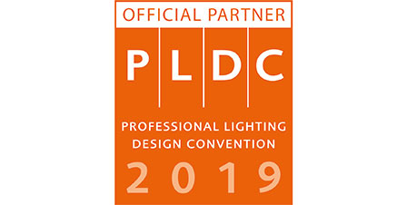 Logo Professional Lighting Design Convention 2019