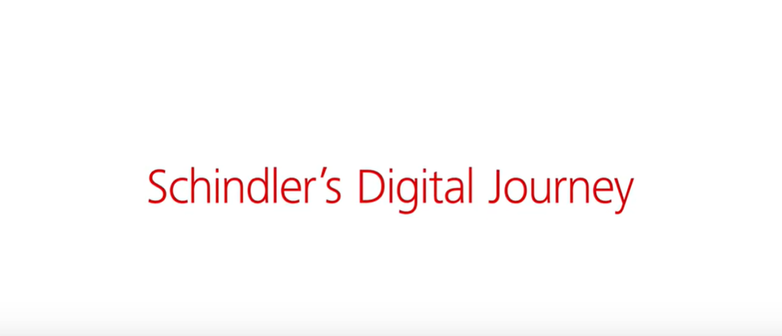 Schindler's Digital Journey Cover Foto Video
