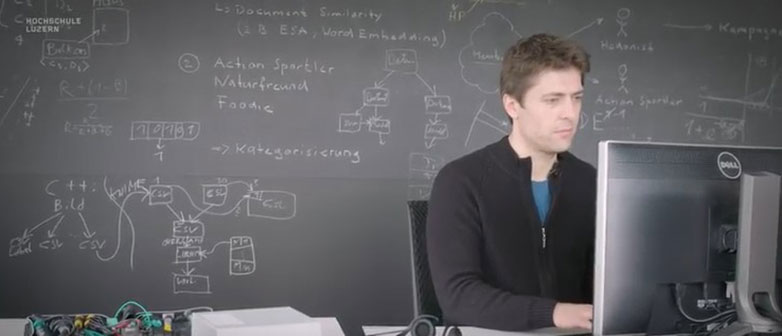 Stefan Schnürle – Student MSE Information and Communication Technologies