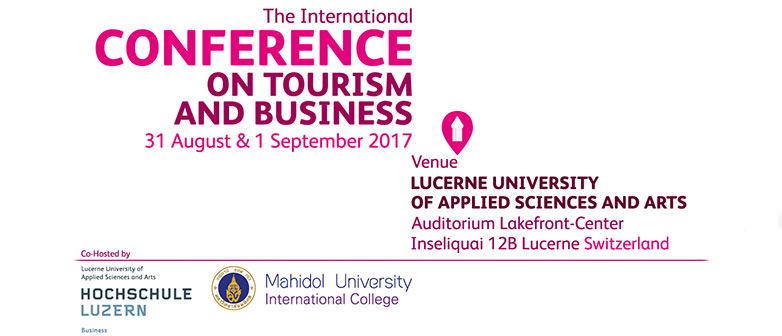 Conferences Lucerne University Of Applied Sciences And Arts