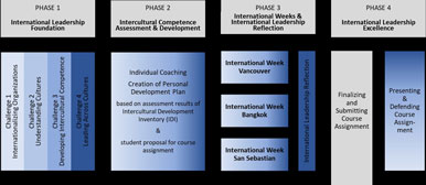 Curriculum CAS International Leadership