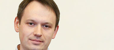 Mamon Maksym, Absolvent des CAS Commodity Professional